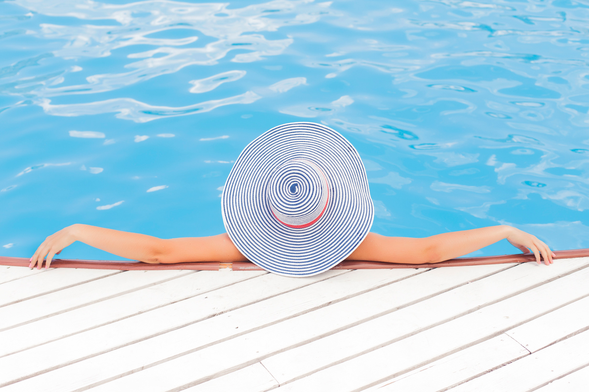 home staycation pools and outdoor living